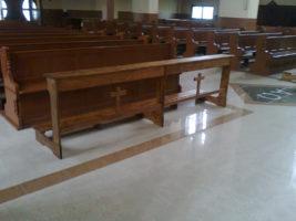 Ława kościelna