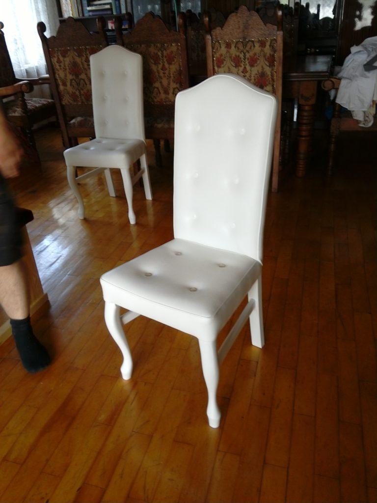 Krzesło styl ludwikowski
